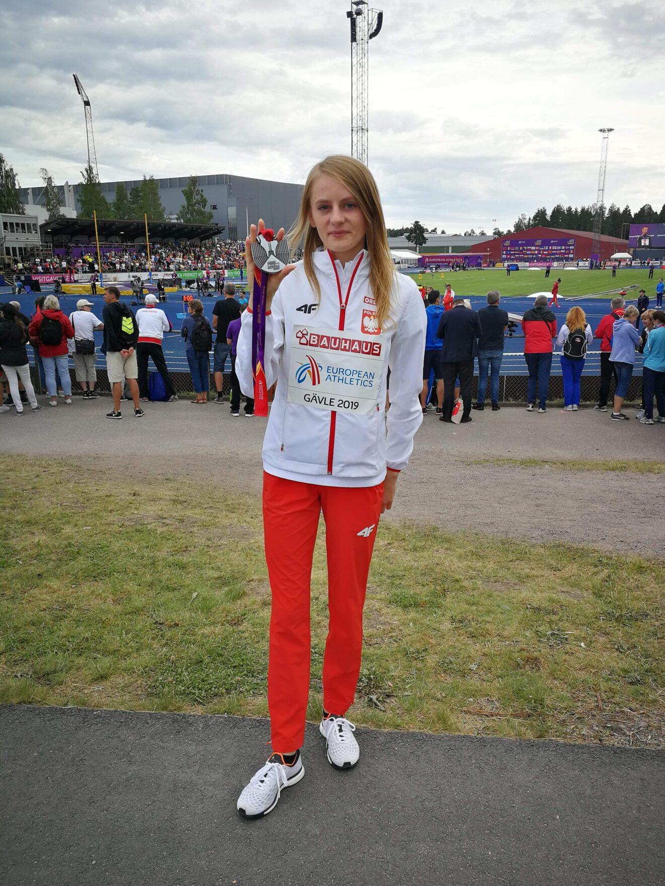 lekkoatletyka medal