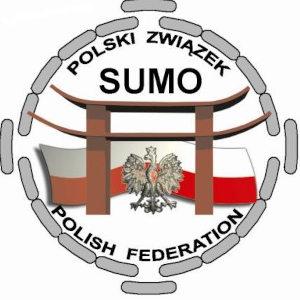 logotyp polskiego związku sumo